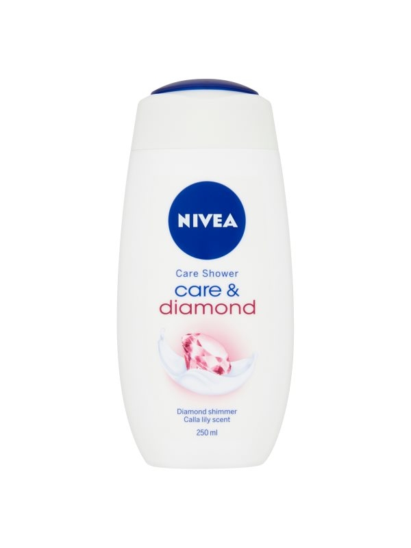 NIVEA Care & Diamond Krémtusfürdő