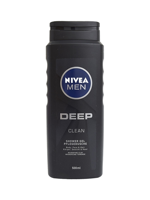 Nivea Men Deep Tusfürdő 250 ml